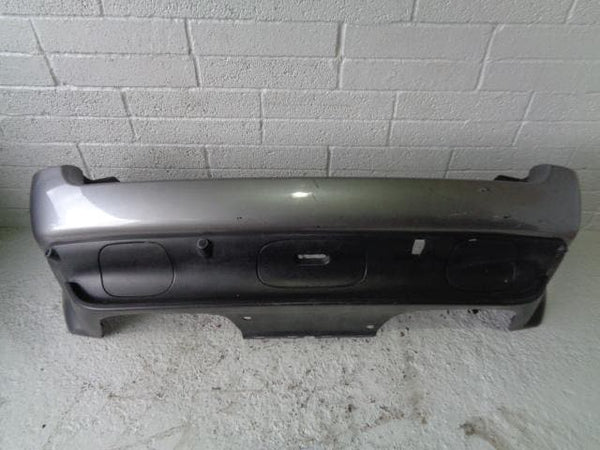 BMW X5 Rear Bumper Sterling Grey Facelift E53 With Sensors (2004-2006) #B0412