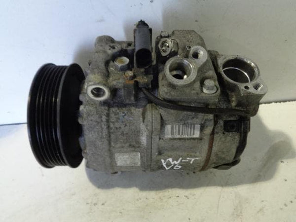 2002 - 2007 VOLKSWAGEN VW TOUAREG 7L AIR CON CONDITIONING COMPRESSOR #10108