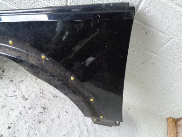 01 - 06 BMW X5 E53 OFF SIDE FRONT DOOR BLACK SAPPHIRE 475/9 OSF #1204