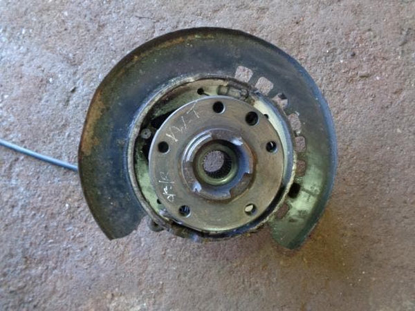 2002 - 2007 VOLKSWAGEN TOUAREG 7L 3.0 V6 TDI OFF SIDE REAR HUB ASSEMBLY #10108