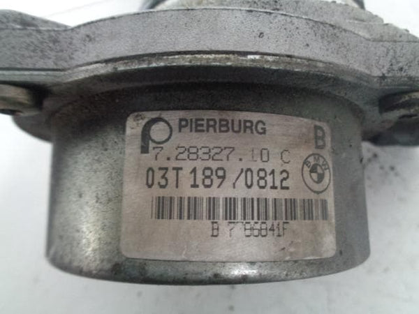 2000 - 2006 BMW X5 E53 3.0D M57 BRAKE VACUUM PUMP PIERBURG 7 28327 10