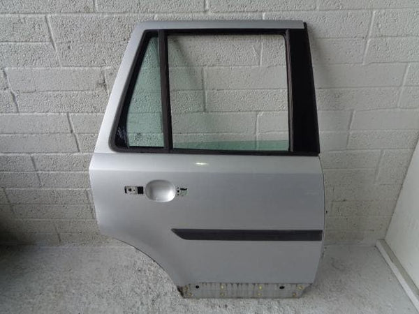 Freelander 2 Rear Door Off Side Land Rover Silver (2006-2014) #P11039 XXX