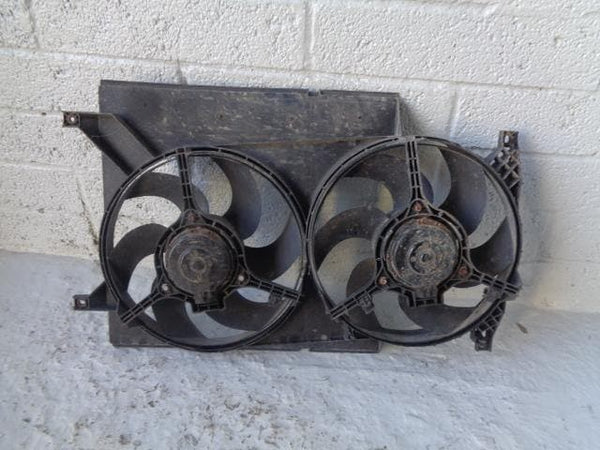 Freelander 1 Fans Twin Main Engine Cooling 1.8 K Series Land Rover
