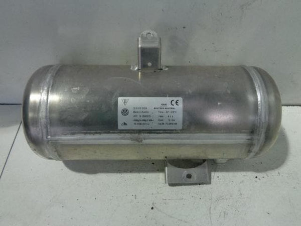 2002 - 07 VOLKSWAGEN TOUAREG 7L 3.0 TDI V6 AIR SUSPENSION TANK CONTAINER #12108