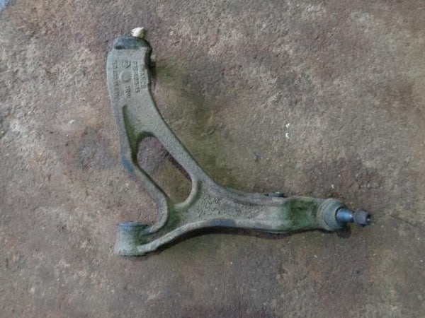 2002 - 2007 VW TOUAREG 7L 3.0 V6 TDI OFF SIDE FRONT LOWER SUSPENSION ARM #12108