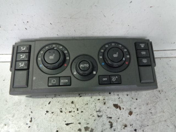 2004 - 2009 LAND ROVER DISCOVERY 3 HSE HEATER CONTROL PANEL JFC000686WUX