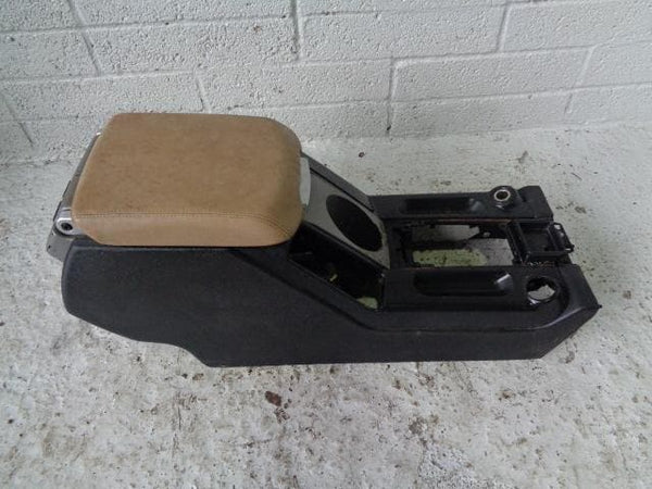 Range Rover L322 Centre Console Arm Rest In Sand Vogue (2002- #B09019 XXX