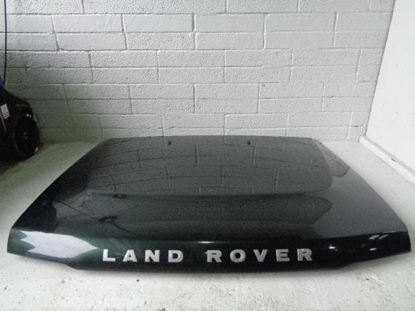 Discovery 2 Bonnet Epsom Green 961 Td5 and V8 1998 to 2004 Land Rover P16021