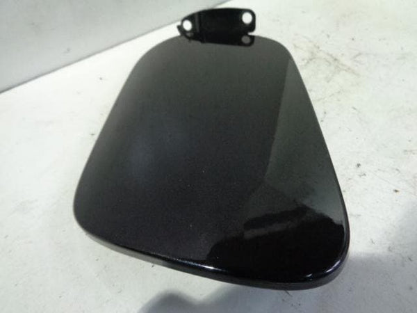 2002 - 2007 VOLKSWAGEN VW TOUAREG 7L FUEL FILLER FLAP DIAMOND BLACK #12108