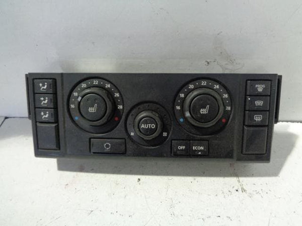 Discovery 3 Heater Control Panel JFC501110 Land Rover (2004-2009) #21019 XXX