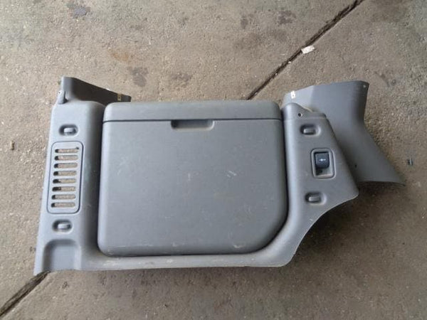 1998 - 2004 LAND ROVER DISCOVERY 2 NEAR SIDE BOOT REAR STORAGE BIN #23088