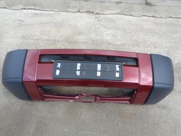 Discovery 3 Front Bumper Alveston Red 696 Land Rover (2004-2009) #08118