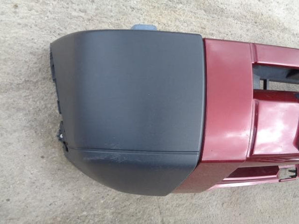 2004 - 2009 LAND ROVER DISCOVERY 3 COMPLETE FRONT BUMPER IN ALVESTON RED XXX