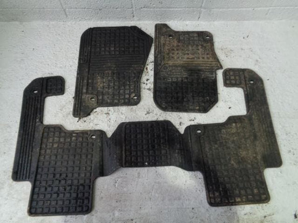 Discovery 3 Floor Mats Rubber Set Of Genuine Land Rover (2004-2009) XXX