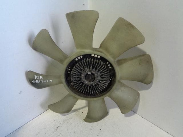 Kia Sorento Viscous Fan Assembly 2.5 CRDI (2002-2006) #B17019