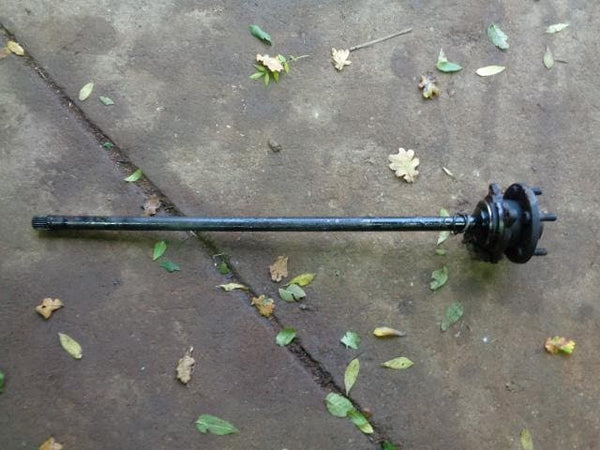 1998 - 2004 LAND ROVER DISCOVERY 2 TD5 NEAR SIDE REAR HALF SHAFT XXX