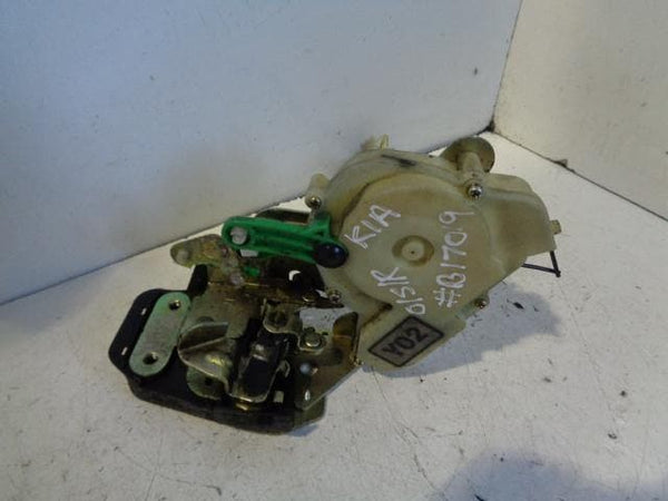 Kia Sorento Door Lock Actuator Solenoid Motor Off Side Rear (2002-2006) #B17019