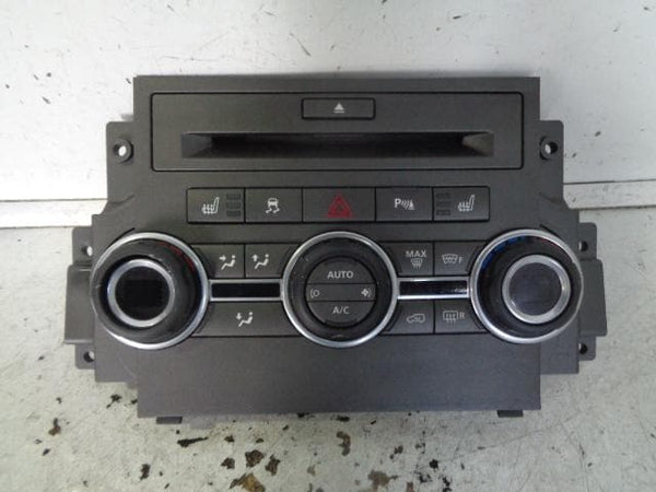2009 - 2012 RANGE ROVER SPORT L320 HEATER CLIMATE CONTROL PANEL AH22-19E900-JH