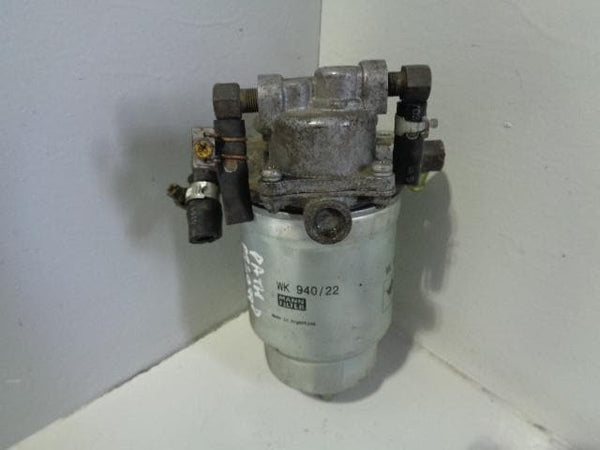 Pathfinder Fuel Filter Housing Primer Pump 2.5 DCi R51 Nissan 2005 to 2010
