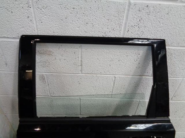2001 - 2007 NISSAN X-TRAIL T30 NEAR SIDE REAR DOOR IN BLACK KH3-K #1808