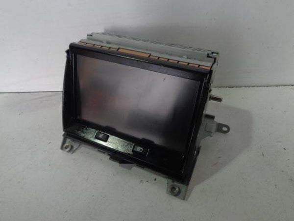 2005 - 2009 RANGE ROVER SPORT TOUCH SCREEN SAT NAV / DISPLAY 462200-5481 #24008