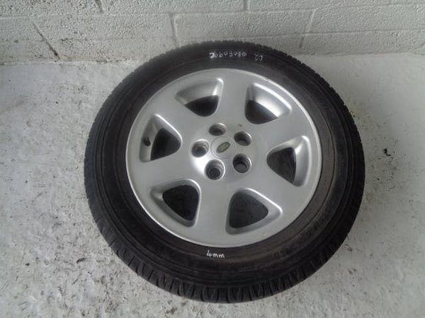 Discovery 2 Alloy Wheel and Tyre 18'' 255/55R18 Land Rover 1998 to 2004 B05099C