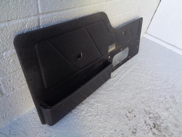 Discovery 2 Tailgate Door Card Black Land Rover 1998 to 2004