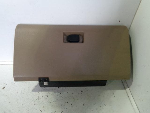 1998 - 2004 LAND ROVER DISCOVERY 2 GLOVE BOX COMPLETE UNIT IN BEIGE #0301