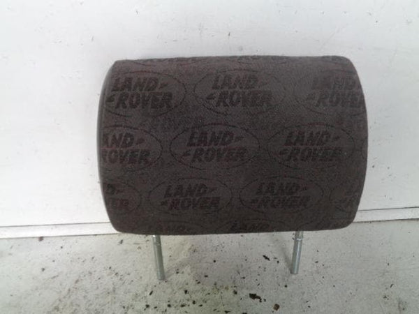 1998 - 2004 LAND ROVER DISCOVERY 2 REAR HEAD REST WITH LAND ROVER LOGO #2505