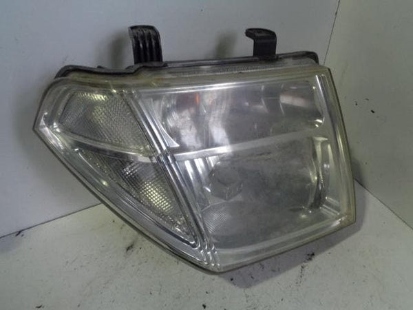 Nissan Pathfinder Navara Headlight Off Side Genuine (2005-2010) #B24019 XXX