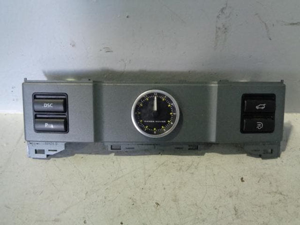 Range Rover L322 Tailgate Release DSC and PDC Control Panel 7H42 13D734 CA