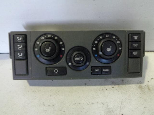 2004 - 2009 LAND ROVER DISCOVERY 3 HSE HEATER CONTROL PANEL JFC000657WUX #22108