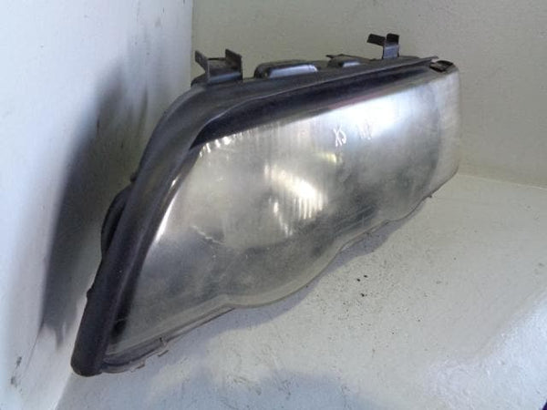 BMW X5 Headlight Near Side E53 Facelift Clear Indicator Halogen