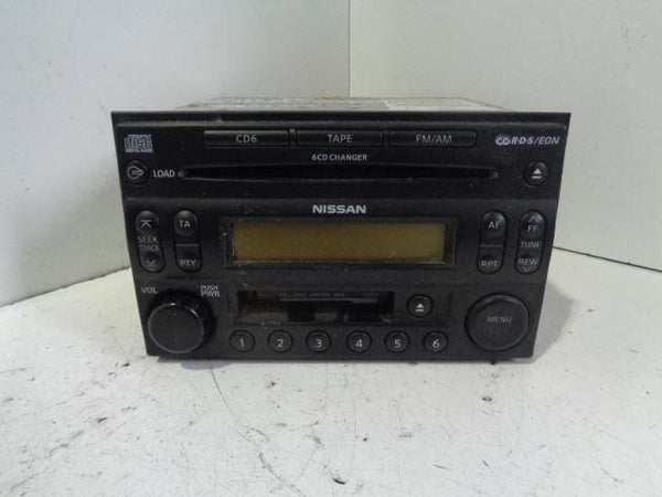 Nissan Pathfinder Radio Headunit Stereo CD Tape 28188EQ300 (2005-2010) #B24019