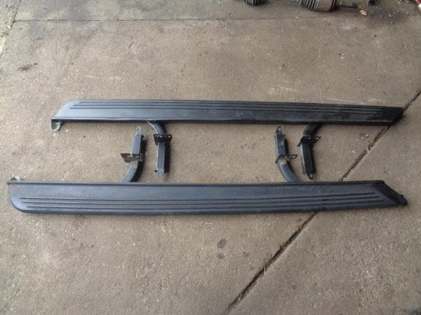 2002 - 2006 RANGE ROVER L322 TD6 V8 SIDE STEPS RUNNING BOARDS #28088