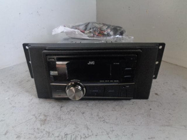 Discovery 3 Radio Stereo with CD MP3 USB Player JVC KW-R400 Land Rover K28069