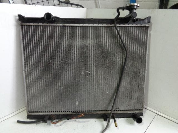 2006 - 2009 KIA SORENTO 2.5 CRDI DIESEL AUTOMATIC MAIN ENGINE RADIATOR