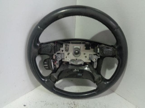 Discovery 2 Steering Wheel Black Leather with Stereo Controls Land Rover B0 XXX