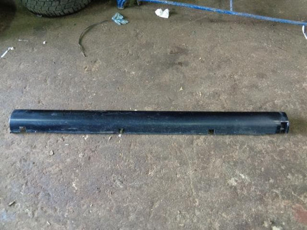 2003 - 2009 KIA SORENTO 2.5 CRDI OFF SIDE SILL COVER IN EBONY BLACK