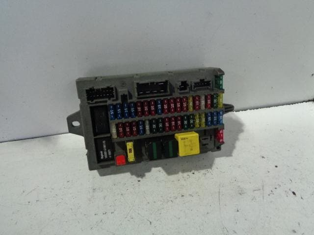 98 Land Rover Discovery Fuse Box