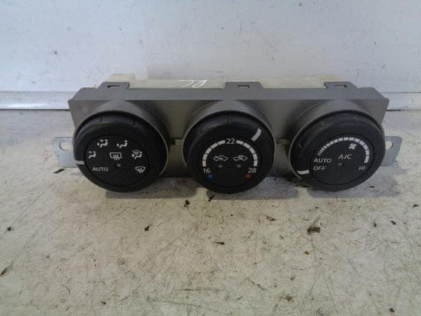 2004 - 2007 NISSAN X-TRAIL T30 FACELIFT HEATER CONTROL PANEL 27500 ES61B