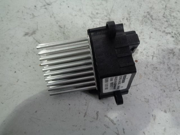 BMW X5 E53 Heater Fan Resistor 6 931 680 2002 to 2006