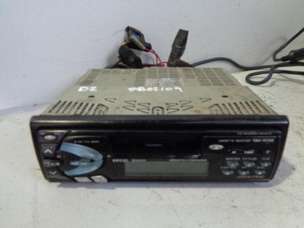 Alpine Stereo Head Unit and 6 Disc CD Multi Changer TDM-7575B Cassette XXX