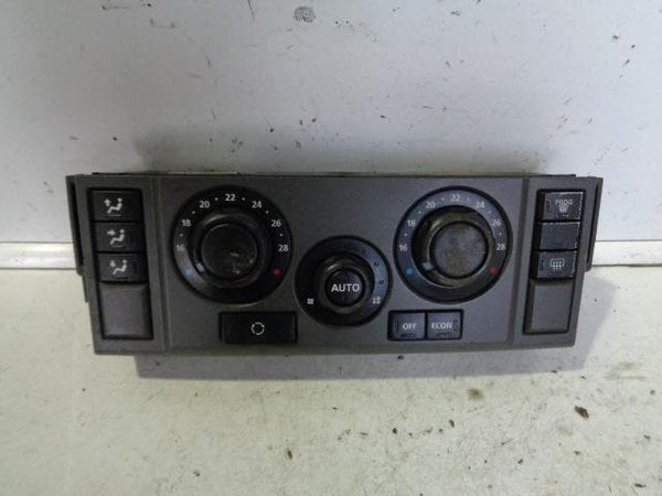 2004 - 2009 LAND ROVER DISCOVERY 3 HEATER CONTROL PANEL JFC000616WUX