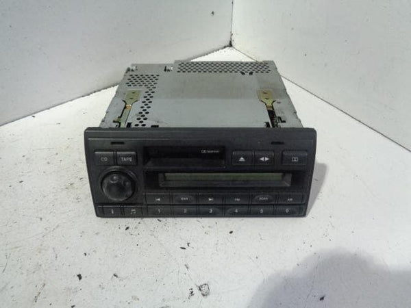Discovery 2 Stereo Head Unit Radio Cassette Player XQD000110LNF Alpine #P22019