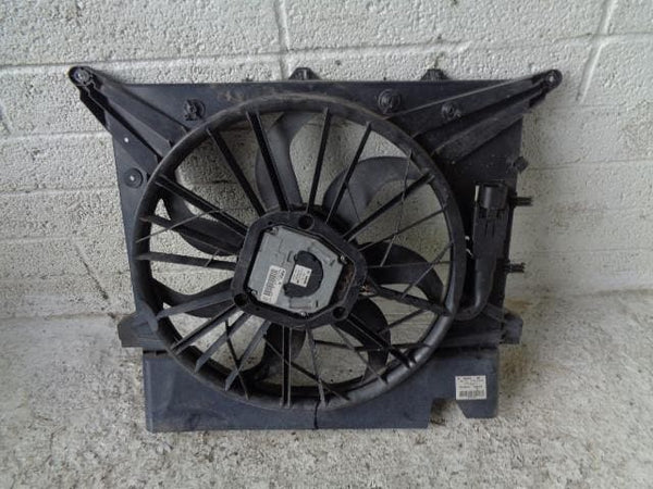 Electric Cooling Fan Volvo XC90 2.4 D5 30665985 (2002-2006)