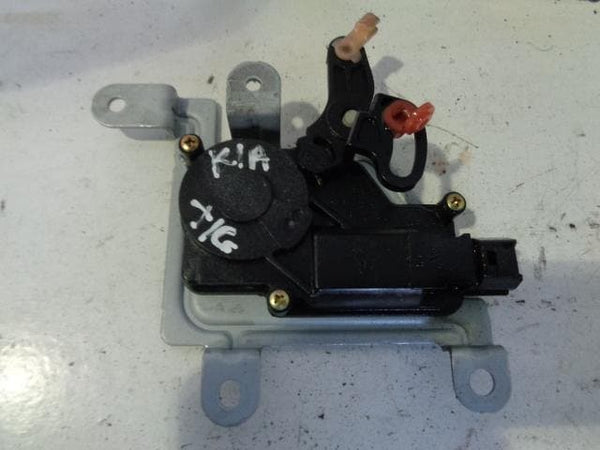 2002 - 2006 KIA SORENTO TAILGATE BOOT GLASS LOCK ACTUATOR