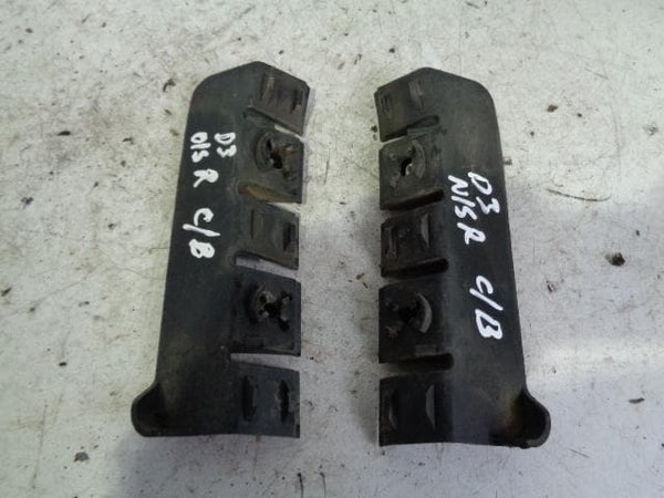 2004 - 2009 LAND ROVER DISCOVERY 3 PAIR OF REAR BUMPER MOUNTS / BRACKET #T2