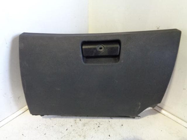 2001 - 2006 BMW X5 E53 GLOVE BOX IN BLACK WITH TORCH #2505