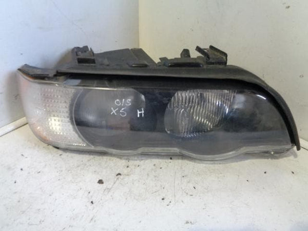 2000 - 2003 BMW X5 E53 PRE FACELIFT OFF SIDE FRONT HALOGEN HEADLIGHT XXX